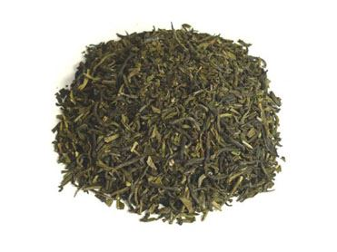 Green Pan-Fired Tea
